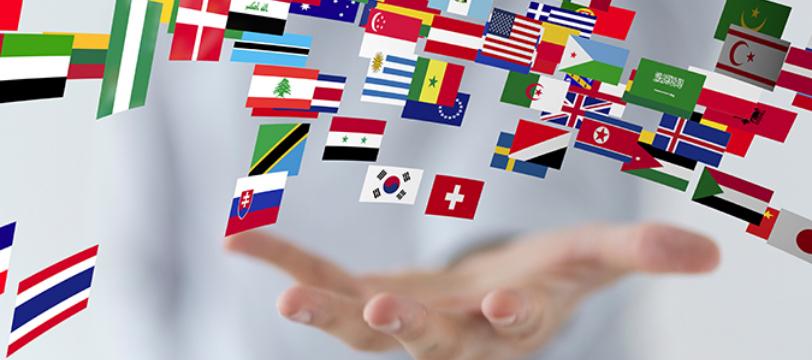 30カ国以上の言語に翻訳